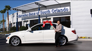 Elegant Mercedes Benz Of South Orlando Contest Winner   (2/8)