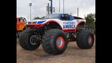 Up Close with Monster Jam Celebrity Trucks - (10/25)