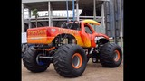 Up Close with Monster Jam Celebrity Trucks - (2/25)