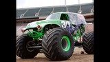 Up Close with Monster Jam Celebrity Trucks - (13/25)