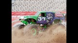 Up Close with Monster Jam Celebrity Trucks - (23/25)