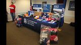 Slideshow: Seized NFL counterfeit merchandise - (3/6)