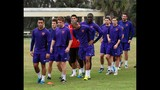 Orlando City Soccer Training Camp - (2/25)