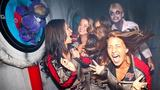 Bucs Cheerleaders At Howl-O-Scream - (24/25)