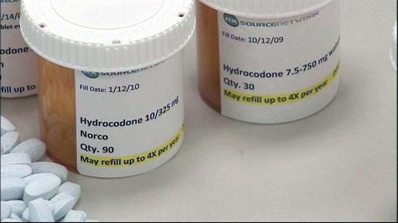 Prescription Drug Trafficking Bust | WFTV