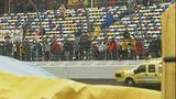 Slideshow: Fans disperse after race postponed - (7/10)
