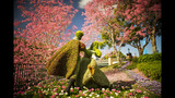 Epcot International Flower & Garden Festival - (8/13)