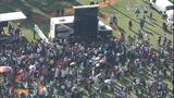 Thousands march to Trayvon Martin rally - (1/10)