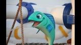 Disney Fantasy Sets Sail - (10/13)