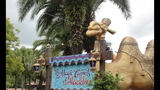Hidden Mickeys hiding in Adventureland - (6/7)