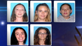 MUGSHOTS: 5 arrested in prostitution bust - (2/6)