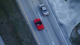 Taking the customer's Corvette - Aerial images - (13/24)
