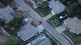 Taking the customer's Corvette - Aerial images - (4/24)