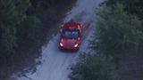 Taking the customer's Corvette - Aerial images - (24/24)