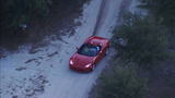 Taking the customer's Corvette - Aerial images - (18/24)