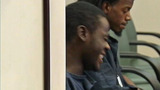 Photos: Shooting suspect laughs in court - (4/9)