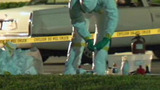 Images: Hazmat crew at meth lab - (5/8)