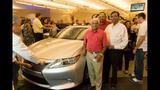 2013 Lexus ES Unveiled - (5/6)