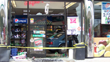 Car crashes into Melbourne convenience store - (2/5)