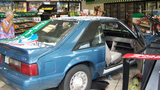 Car crashes into Melbourne convenience store - (1/5)