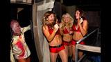 Buccaneers Cheerleaders at Busch Gardens'… - (1/15)
