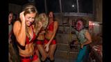 Buccaneers Cheerleaders at Busch Gardens'… - (13/15)