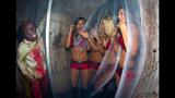 Buccaneers Cheerleaders at Busch Gardens'… - (11/15)