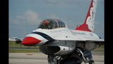 Photos: Thunderbirds at Wings and Waves Air Show - (8/25)