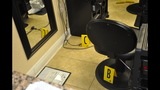 Photos: Crime scene photos from salon shooting - (7/25)