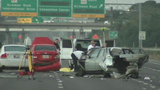Images from fatal I-4 crash in Orlando - (8/12)