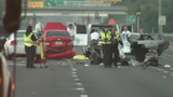 Images from fatal I-4 crash in Orlando - (4/12)