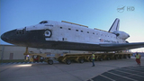 Images from Atlantis' final journey at KSC - (11/17)