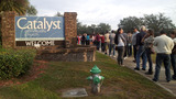 Photos: Voting lines in central Florida - (3/7)