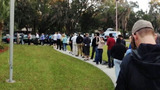 Photos: Voting lines in central Florida - (7/7)