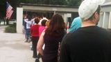 Photos: Voting lines in central Florida - (1/7)
