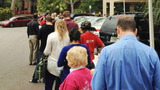 Photos: Voting lines in central Florida - (4/7)