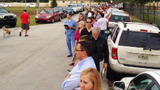 Photos: Voting lines in central Florida - (5/7)