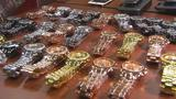 Photos: Counterfeit goods seized ahead of… - (2/13)
