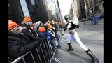 2012 Macy's Thanksgiving Day Parade - (7/25)
