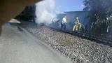 Photos: Amtrak train hits dump truck - (4/14)