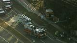 Photos: Casselberry school bus crash - (8/10)
