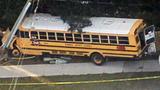 Photos: Casselberry school bus crash - (10/10)