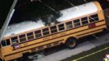 Photos: Casselberry school bus crash - (7/10)