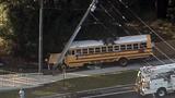 Photos: Casselberry school bus crash - (9/10)