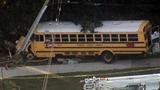 Photos: Casselberry school bus crash - (2/10)