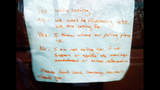 Photos: Angry notes caught on camera - (11/25)
