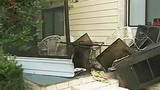 Photos: Homes damaged after strong storms hit… - (7/11)