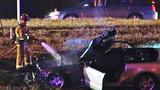 Photos: 2 hurt in Lake Mary crash, shooting - (8/12)