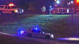 Photos: 2 hurt in Lake Mary crash, shooting - (12/12)