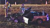 Photos: 2 hurt in Lake Mary crash, shooting - (6/12)